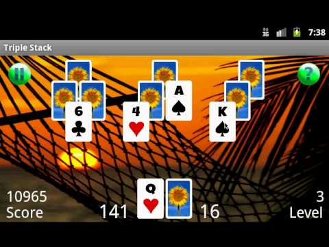 Video of Triple Stack HD (Pyramids)