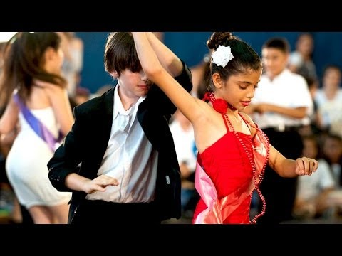 DANCING IN JAFFA Bande Annonce Francaise (Documentaire - 2014)