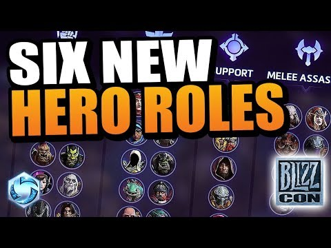 Heroes of the Storm Role Shake Up Incoming; Sylvanas & Stitches Reworks & More