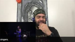 NIGHTWISH- GHOST LOVE SCORE-LIVE(REACTION)