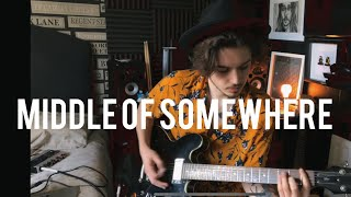 The Neighbourhood   Middle Of Somewhere (Guitar Cover)