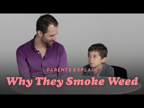 Parents Explain Why They Smoke Weed