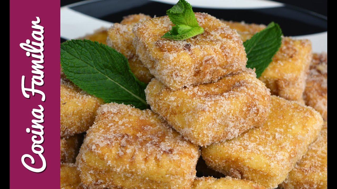 Leche frita tradicional | Javier Romero Cap. 101 - Temporada 2