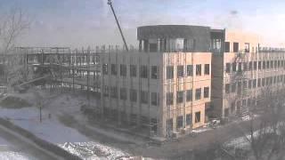 Instruction and Administration Building: Time Lapse