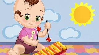 Música relajante para bebés | Canciones de cuna | Bebés Felices |