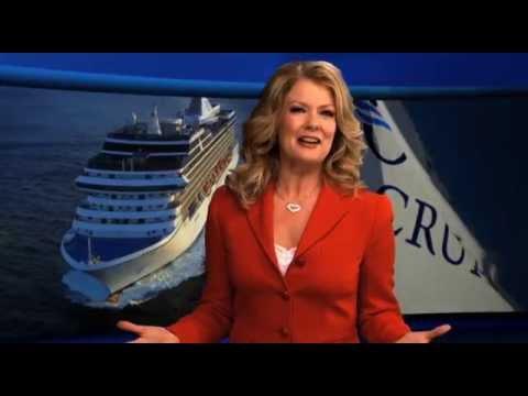 Mary Hart presents the Oceania Cruises experience