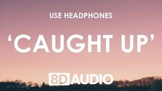 Majid Jordan   Caught Up (feat. Khalid) (8D AUDIO) 🎧