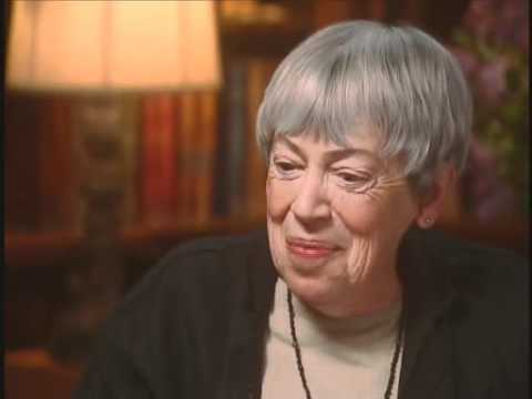 BILL MOYERS INTERVIEWS URSULA K. LE GUIN
