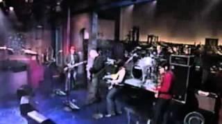 Zwan - Honestly (Live on Letterman)