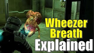 Wheezer Necromorph Terraforming Explained | Dead Space 1 and 3 Lore | Organic Compounds, Morphology