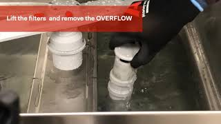 How to drain the PC07R