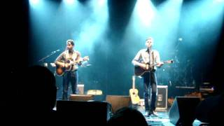 Happen Now - Joel Plaskett 11 Sep '10 Southampton Guildhall