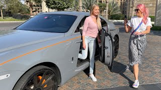 Asking 5-Star Hotel Guests How They Got Their Supercars