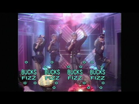 Bucks Fizz - Run For Your Life (TOTP 1983)