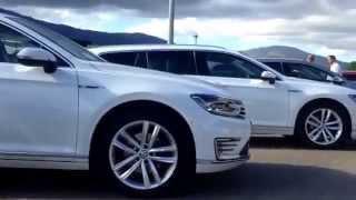 Essai de la Volkswagen Passat GTE
