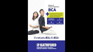 Kathford International College offers BCA and B.Sc. CSIT affiliated to TU
