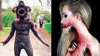 Самые Креативные Костюмы на Хэллоуин, Которые Находятся на Другом Уровне
