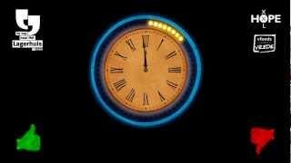 Op weg naar Het Lagerhuis klok (5 minuten)