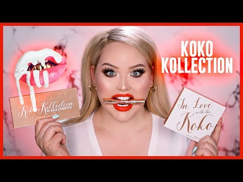 KYLIE COSMETICS Koko Kollection – Review & Swatches