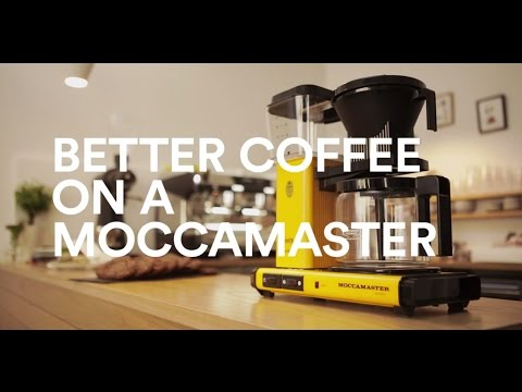 How to brew better coffee on Moccamaster | forbetter.coffee