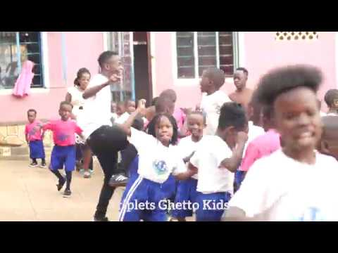 TRIPLETS GHETTO KIDS SCHOOL OUTREACH (BLUE DALES SCHOOL) PART 1