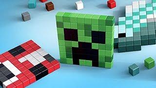 МАЙНКРАФТ Игрушки для Мальчиков MINECRAFT Toys Видео Обзор для Детей Кока Туб Майнкрафт
