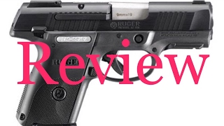 Fix Ruger SR9c light primer strikes and replace plastic