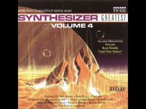 Spiral - Vangelis; covered by Ed Starink - Synthesizer Greatest