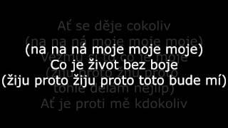 #ŽIJUPROTO - Ben Cristovao & Cavalier (Lyrics Audio text)