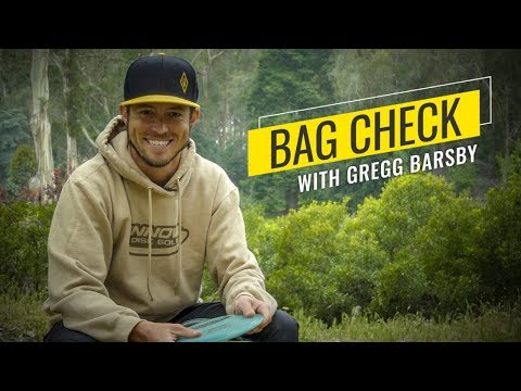 Youtube cover image for Gregg Barsby: 2018 In the Bag