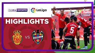 Mallorca 1-0 Levante Pekan 8