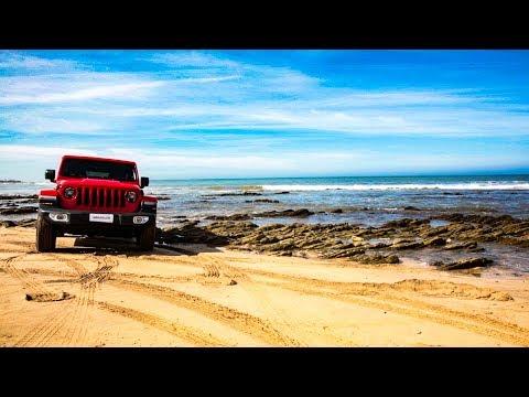Test drive: Jeep Wrangler Sahara