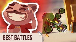 C.A.T.S. — Best Battles #23