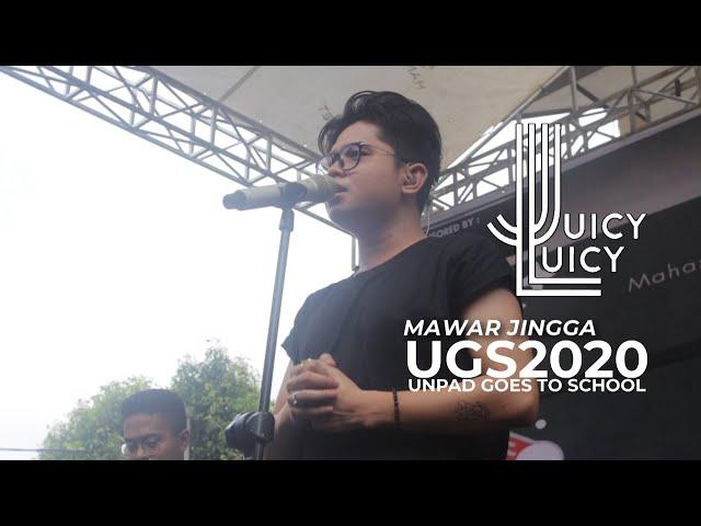 Juicy Luicy - Mawar Jingga | Live at UGS 2020 SMAN 1 Kota Sukabumi
