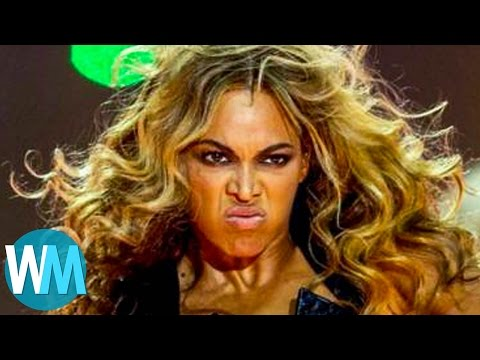 Top 10 Celebrities BANNED From Entire Countries