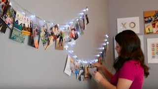 DIY WAYS TO DISPLAY PHOTOS!