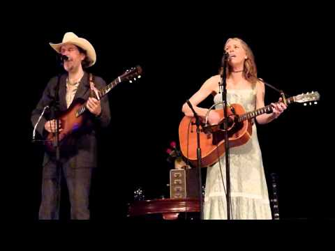 Hickory Wind - Gillian Welch and Dave Rawlings - Enmore Theatre, Sydney 8-2-2016