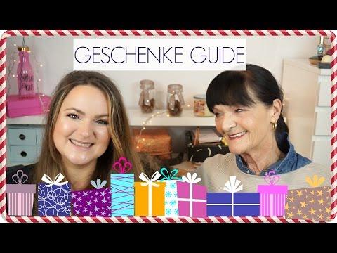 GESCHENKE GUIDE / TIPPS - Mutter & Tochter Edition