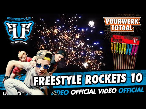 Freestyle Rockets 10