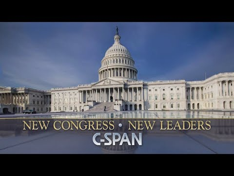 LIVE: Opening Day of 116th Congress - House of Representatives (C-SPAN)