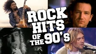 Top 50 Rock Songs of the '90s