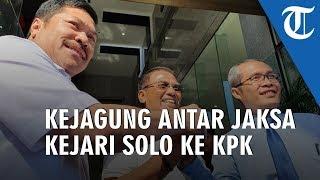Tak Terbawa saat OTT, Kejagung Antar Jaksa Kejari Solo ke KPK