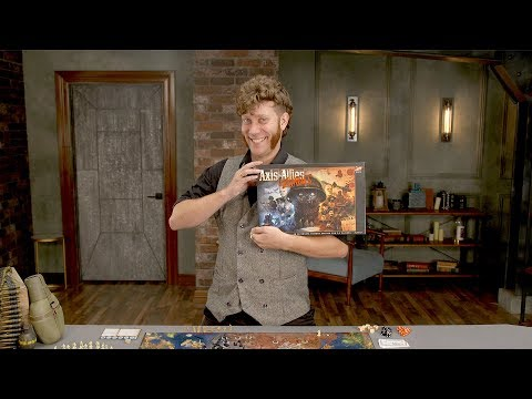 How to Play Axis & Allies & Zombies [Geek & Sundry]