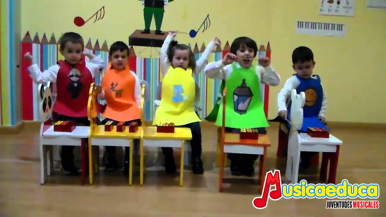 Din don - Grupo de alumnos de  Musizón 3  - Sinfonía  Musical -  Bailén