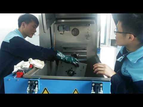 Oil Pump Durability Test Bench