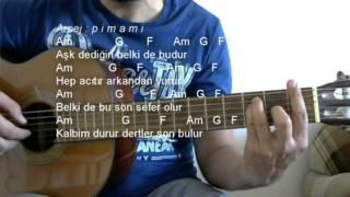 Gitar Dersi - Aşk Dediğin (Majeste)