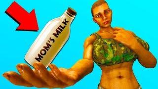 ARK ABERRATION'S BIGGEST SECRET! I FOUND THE MILK MOTHER! EP2 (Ark Survival Evolved Aberration)