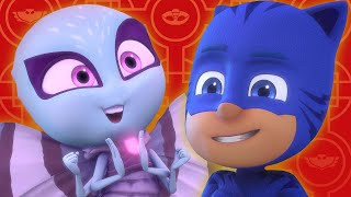 PJ Masks Full Episodes ⭐️Catboy vs Robocat and More! | 1 Hour | Superhero Cartoons for Kids