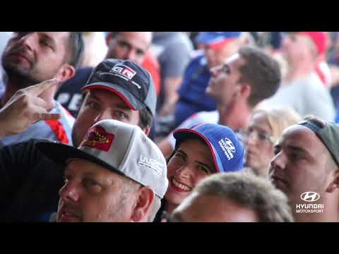 2018 WRC Season Highlights - Best Of: Fans