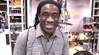 NAMM 2016: Will Calhoun on the Mapex Saturn